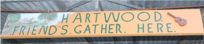 Hartwood Banner