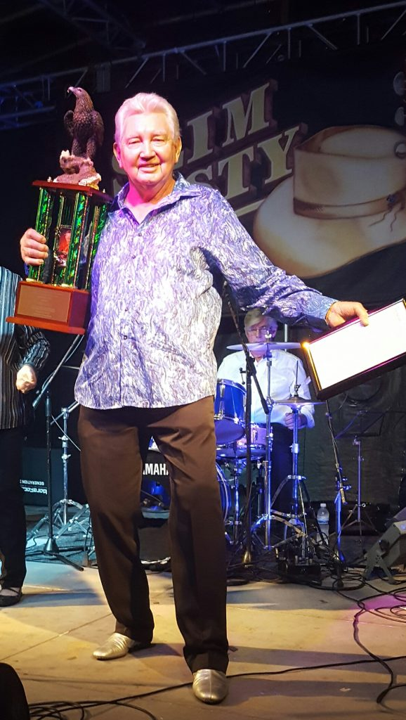 Paul McCloud - Slim Dusty Award
