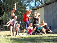 Children at Hartwood