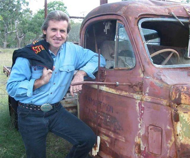 Craig at Hartwood 2008