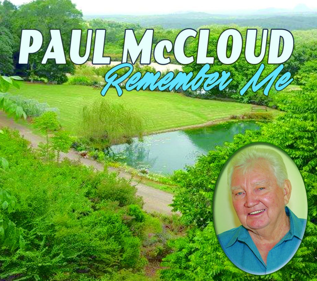 "Paul McCloud ""Remember Me"""